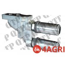 Hydraulic Push Pull Coupling Manifold