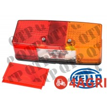 Rear Lamp RH with Number Plate Lamp