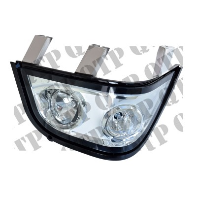 Head Lamp Assembly LH