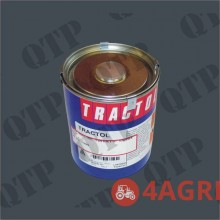 Paint 1 Ltr Ferguson Grey - Tractol